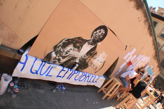 ¡Animaos a participar en la Excursión Fotográfica del 10 de Junio en el Barrio de Artistas!