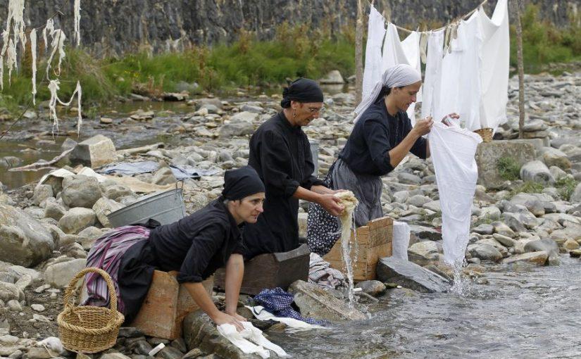 Orhipean, oficios y tradiciones de Ochagavía, en la excursión fotográfica de Agosto