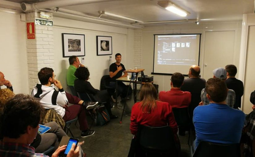 Cursos de fotografía en Pamplona de la AFCN- Curso 2019-2020