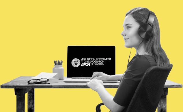 Cursos de Fotografía Online en directo- AFCN Pamplona